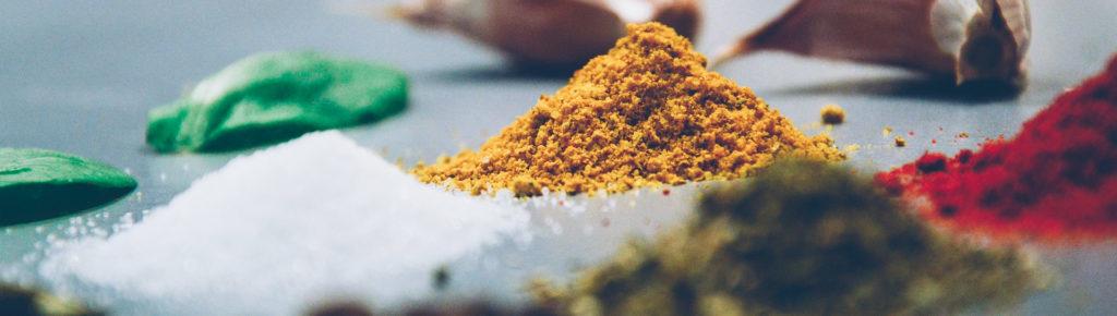Broyage à façon épices en poudre